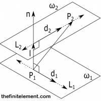 Geometría analítica | Solución ejercicio 22 | Rectas y planos