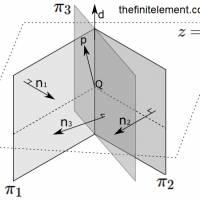 Geometría analítica | Solución ejercicio 23 | Rectas y planos