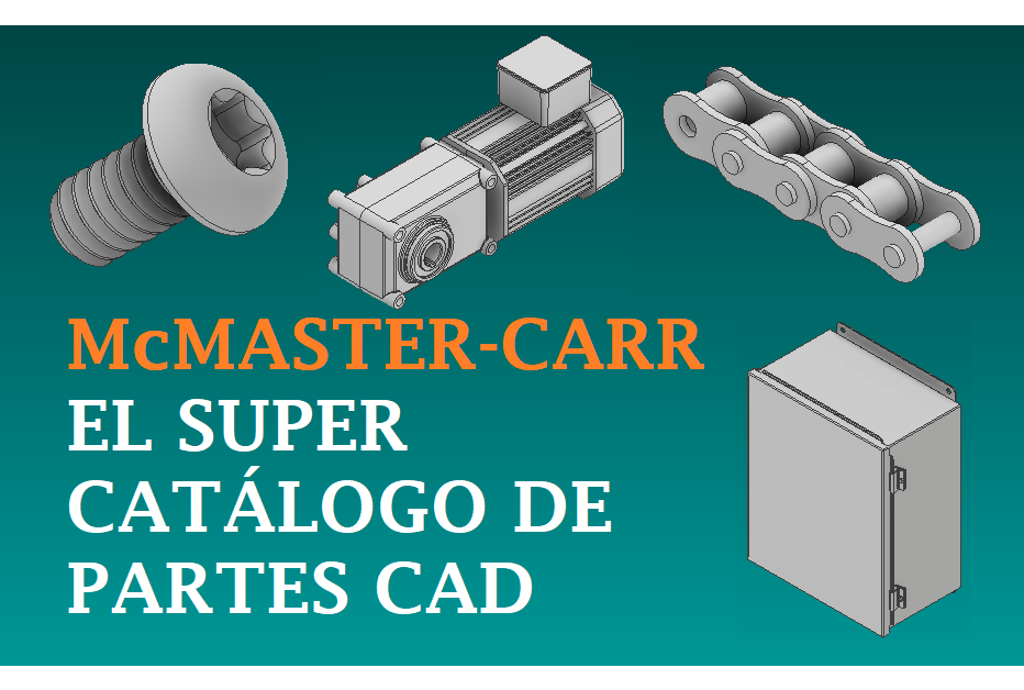 McMaster-Carr Inventor Fusion 360